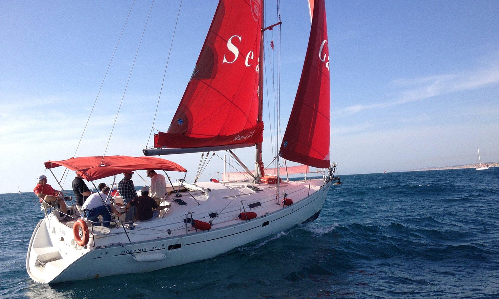 Tel Aviv corporate event venues Boat Sea Gal - Private Sailboat image 0