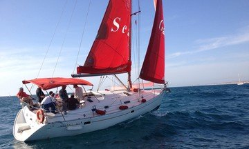 Tel Aviv corporate event venues Boat Sea Gal - Private Sailboat image 0