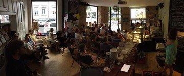 Francfort workshop spaces Café heimathafen Wiesbaden - Café image 3