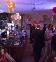 Francfort Workshopräume Café heimathafen Wiesbaden - Café image 3