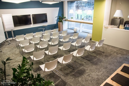 Berlin training rooms Salle de réunion OffX Work & Share - CoOffice Space image 4
