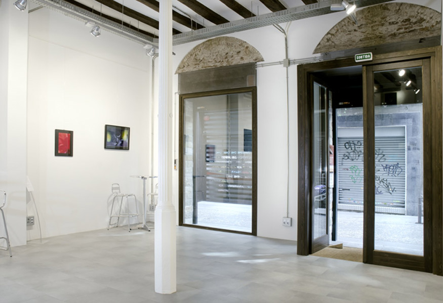 Barcelona workshop spaces Meeting room Mezanina - 2nd Floor Main Room image 2