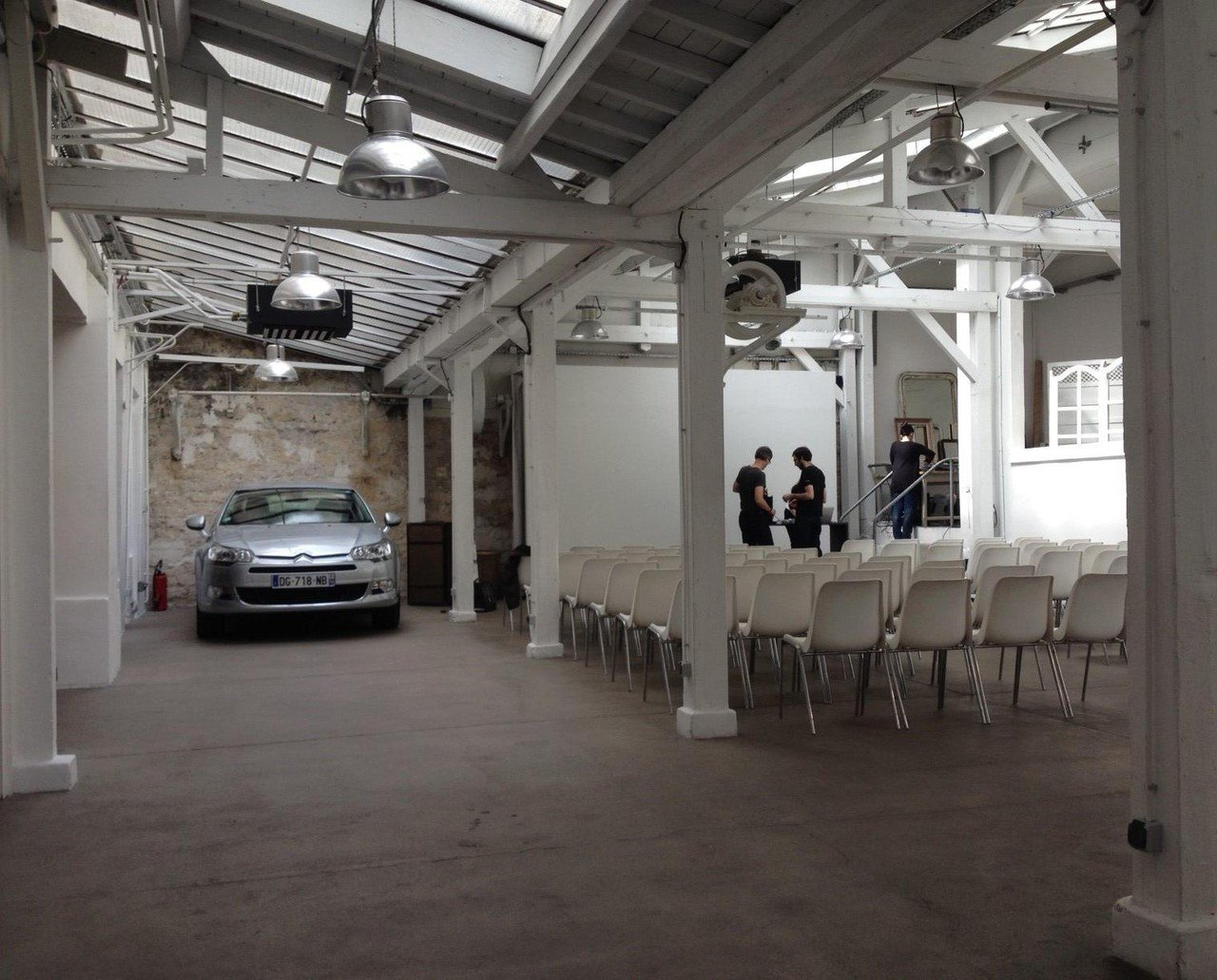 Paris corporate event venues Foto Studio Quartier General image 0