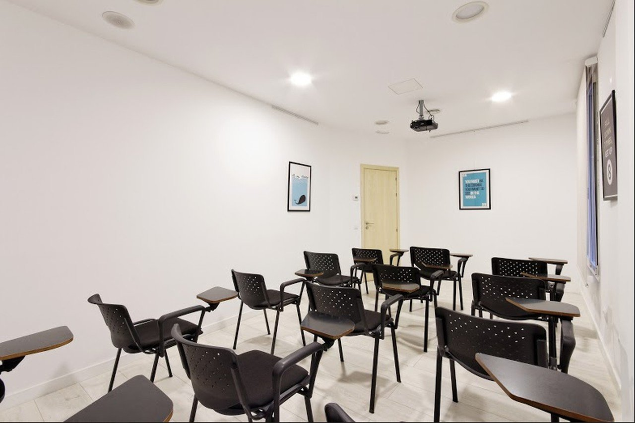 Madrid training rooms Meetingraum Puente Creativa - Arje image 0