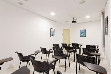 Madrid training rooms Meeting room Puente Creativa - Arje image 0