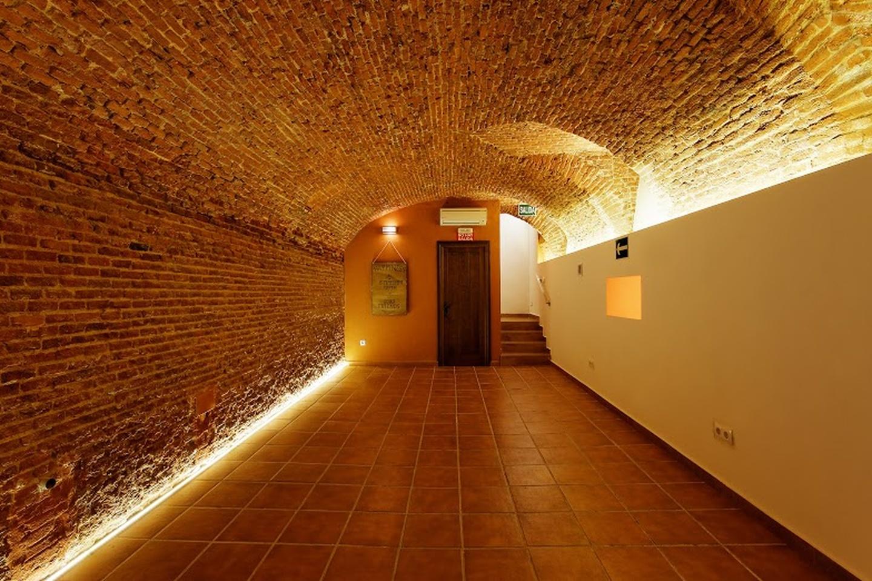 Madrid corporate event venues Unusual Puente Creativa - La Cueva Polarchos image 2