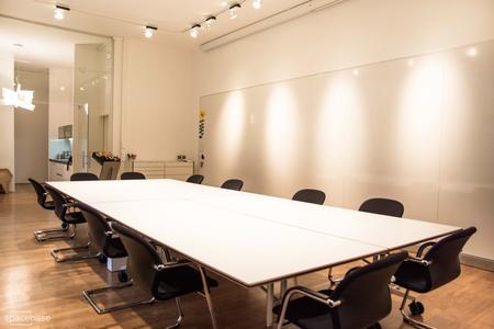 Berlin seminar rooms Meetingraum Leihamt Loft image 18