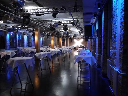 Berlin corporate event venues Party room Kalkscheune - Der Saal image 3