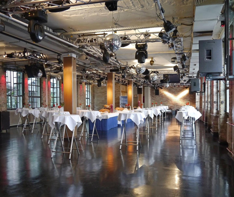 Berlin corporate event venues Party room Kalkscheune - Der Saal image 2