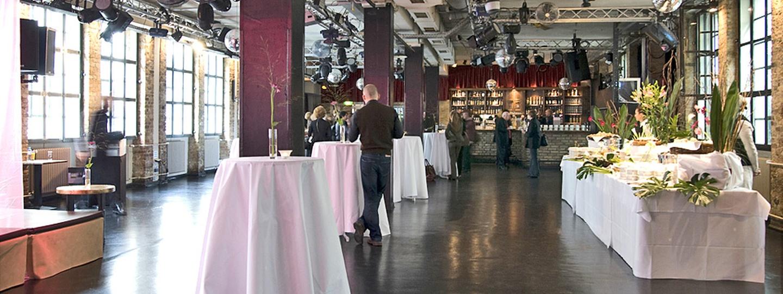 Berlin corporate event venues Party room Kalkscheune - Der Saal image 1