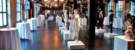 Berlin corporate event venues Party room Kalkscheune - Der Saal image 5