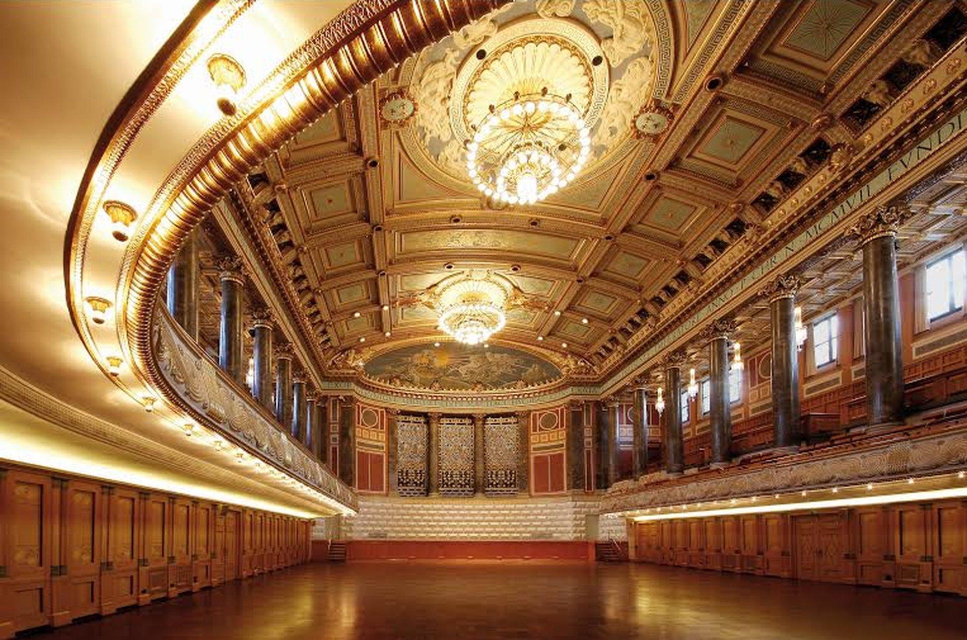 Francfort corporate event venues Lieu historique Kurhaus - Friedrich-von-Thiersch-Saal image 0