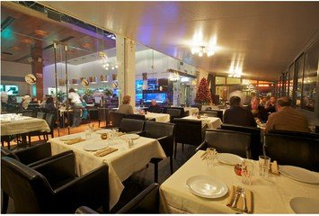 Tel Aviv corporate event venues Restaurant The White Pergola - Terrace image 0