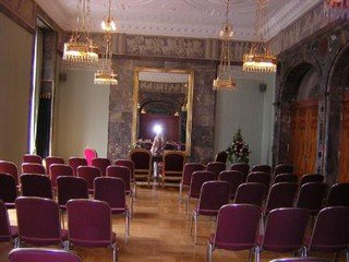 Francfort corporate event venues Lieu historique Kurhaus - Christian-Zais-Saal image 10