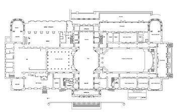 Francfort corporate event venues Lieu historique Kurhaus - Muschelsaal image 6