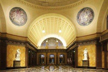 Francfort corporate event venues Lieu historique Kurhaus - Muschelsaal image 1