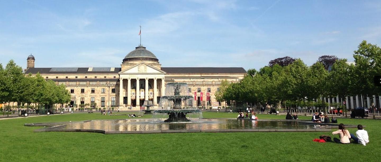 Frankfurt am Main corporate event venues Historische Gebäude Kurhaus - Muschelsaal image 2