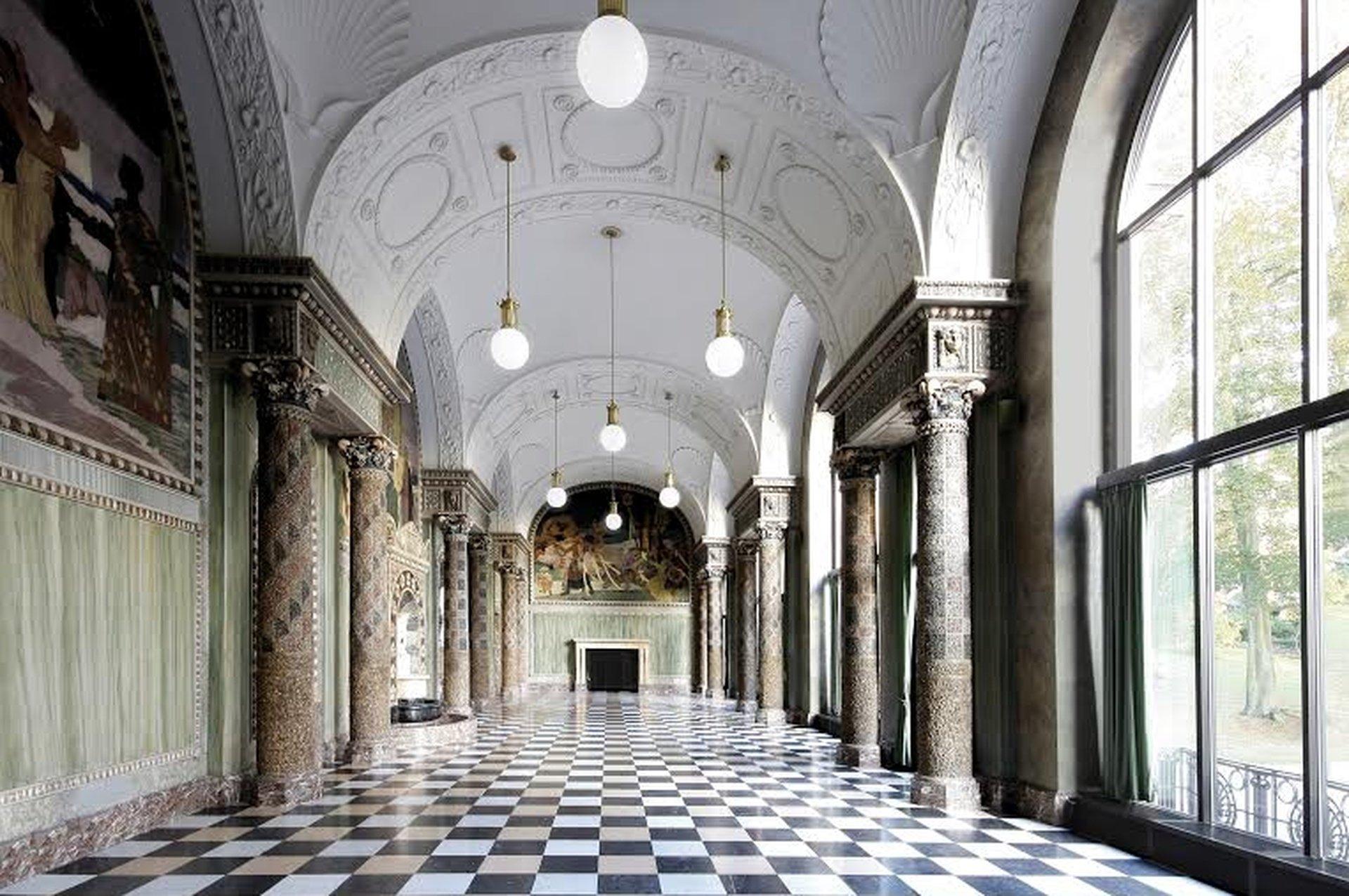Frankfurt am Main corporate event venues Historische Gebäude Kurhaus - Muschelsaal image 0