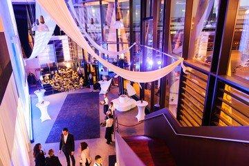 Frankfurt am Main corporate event venues Partyraum Westhafenpier 1 - Ground Floor image 3