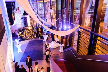 Francfort corporate event venues Salle de réception Westhafenpier 1 image 3