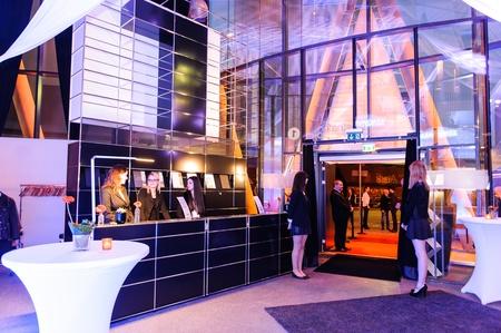Francfort corporate event venues Salle de réception Westhafenpier 1 image 6