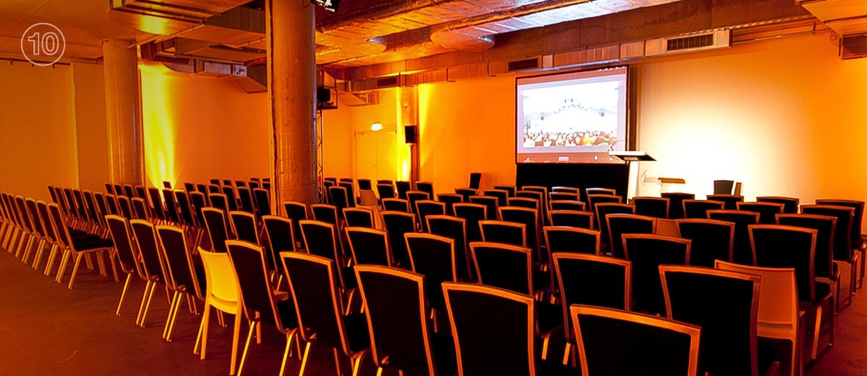 Francfort corporate event venues Salle de réception Westhafenpier 1 image 1