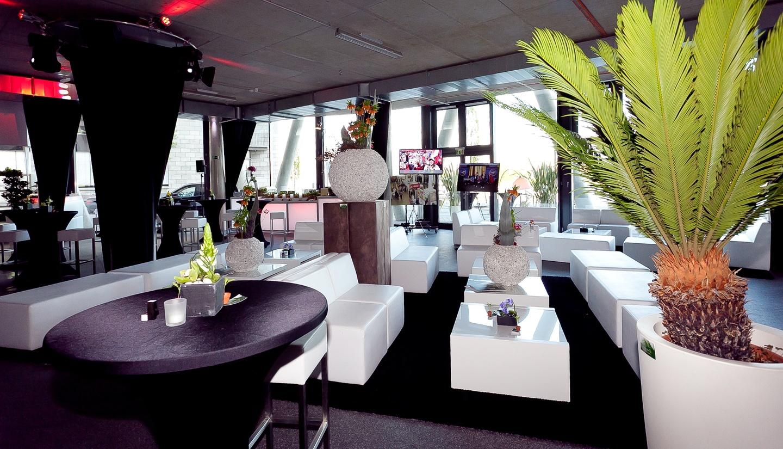Francfort corporate event venues Salle de réception Westhafenpier 1 image 2