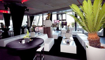 Frankfurt am Main corporate event venues Partyraum Westhafenpier 1 - Ground Floor image 2