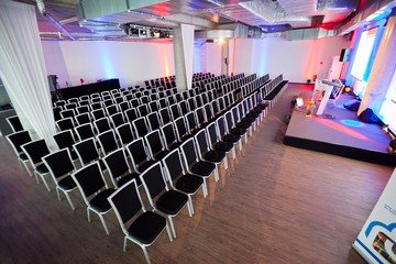 Frankfurt am Main corporate event venues Partyraum Westhafenpier 1 - Ground Floor image 0