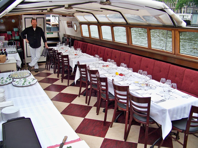 Amsterdam corporate event venues Boat 't Smidtje - 't Smidtje image 10