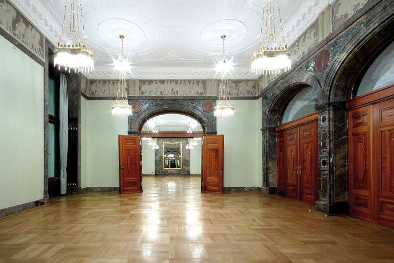 Frankfurt am Main workshop spaces Historische Gebäude Kurhaus - Salon Fjodor Dostojewski image 0