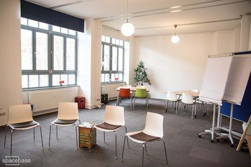 Berlin seminar rooms Meetingraum stratum Lounge image 2