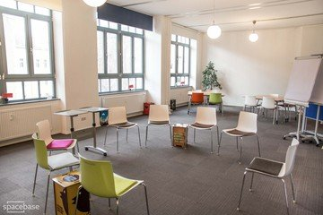 Berlin seminar rooms Meetingraum stratum Lounge image 4