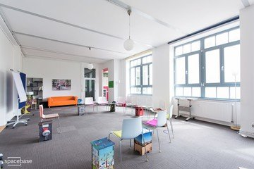 Berlin Seminarräume Meetingraum stratum Lounge image 24