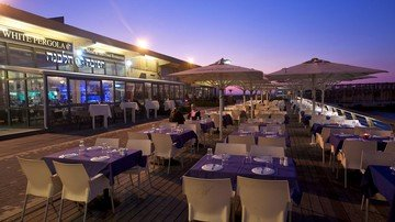 Tel Aviv corporate event venues Restaurant The White Pergola image 0