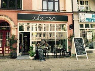 Hamburg workshop spaces Cafe Cafe Neo image 2