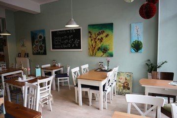 Hamburg workshop spaces Cafe Cafe Neo image 7