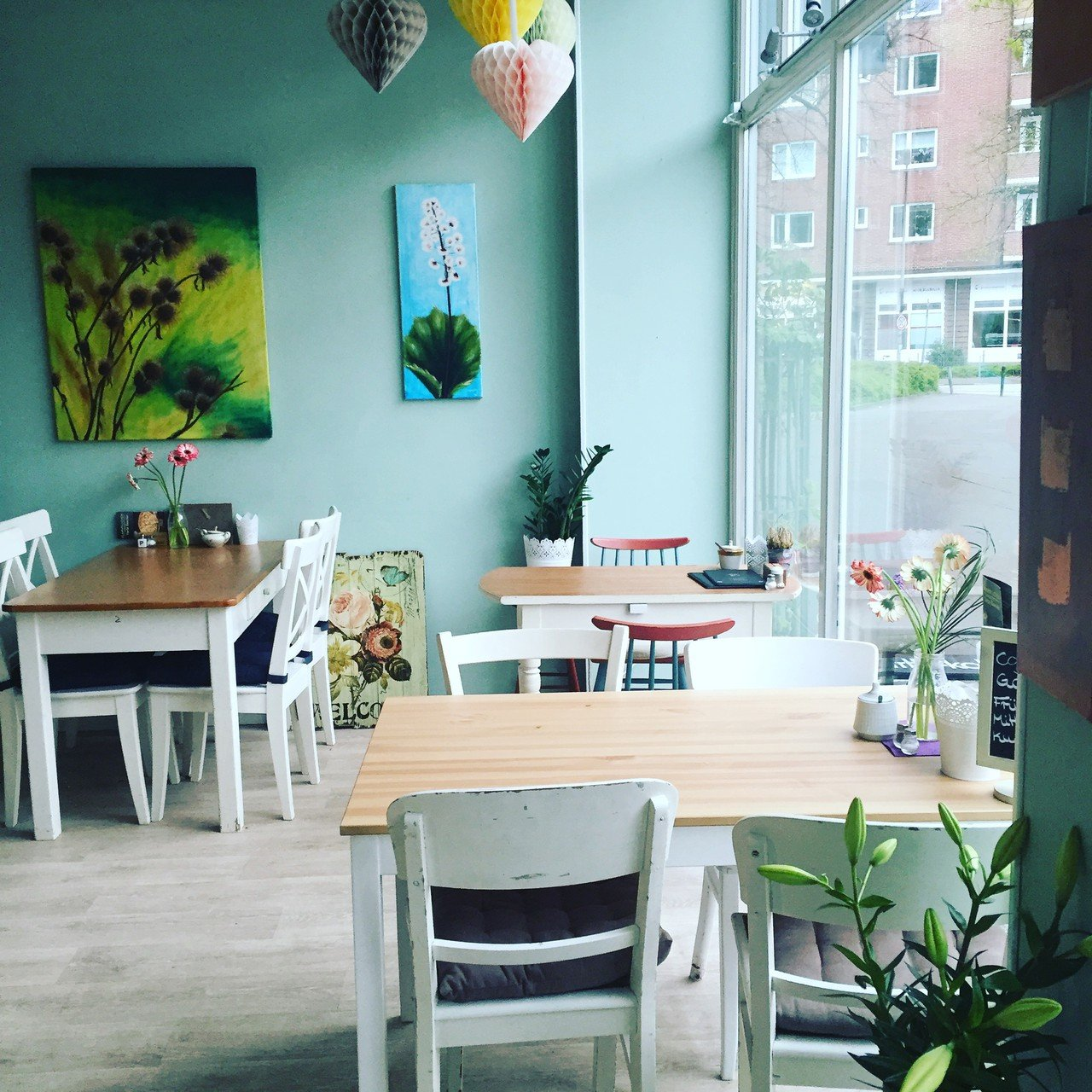 Hamburg workshop spaces Café Cafe Neo image 0