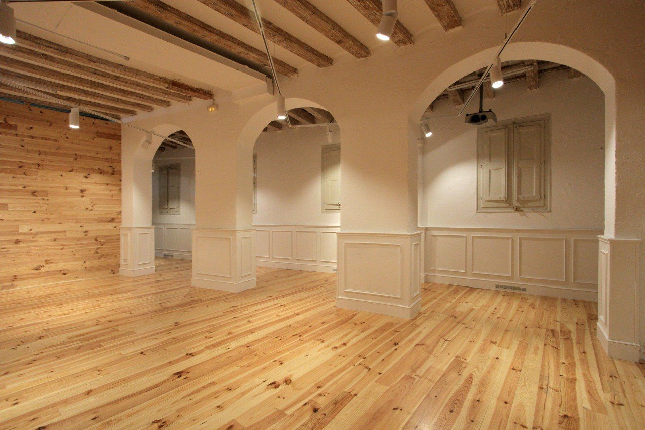Barcelona workshop spaces Meeting room Allehaus image 0