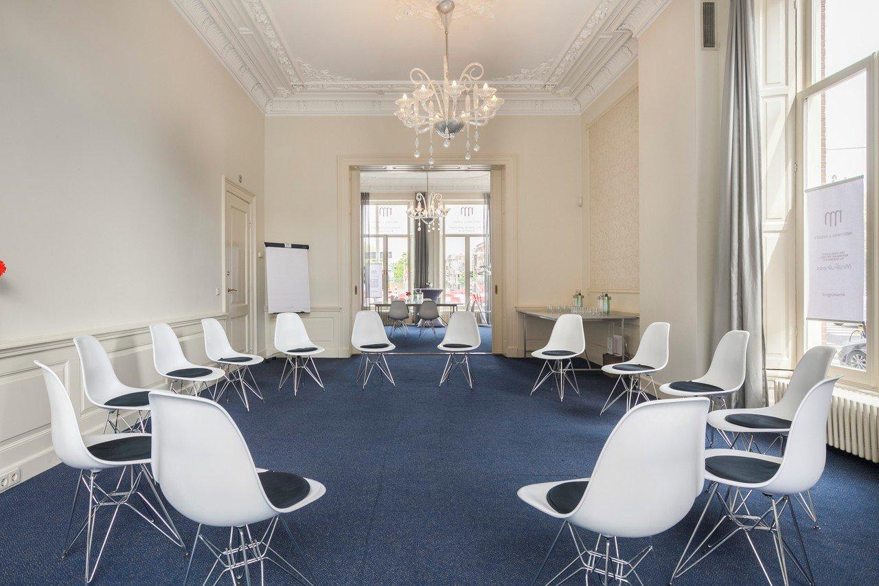 The Hague conference rooms Salle de réunion House Koninginnegracht image 4
