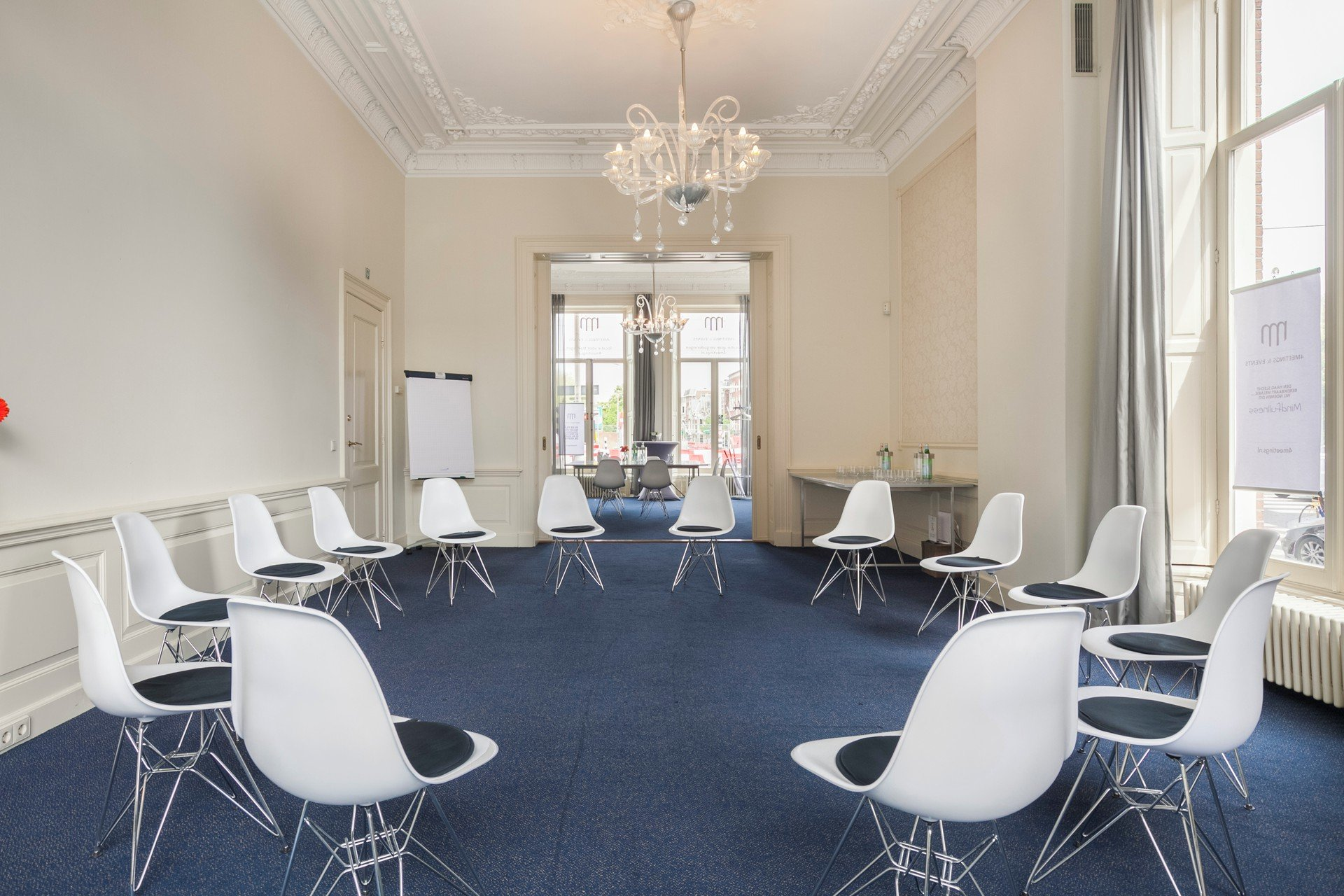 Den Haag conference rooms Meetingraum House Koninginnegracht image 4