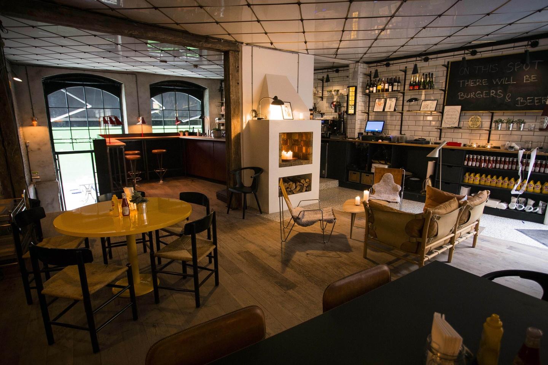 Copenhagen corporate event venues Restaurant Cock's & Cows image 11