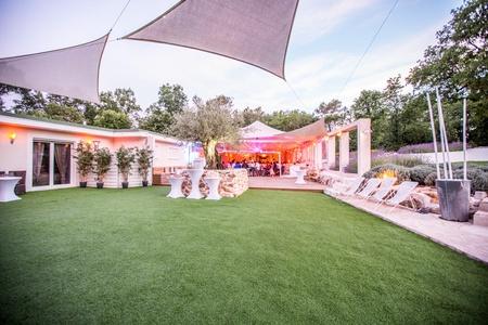 Rest of the World corporate event venues Party room LA VILLA AZZARO image 5