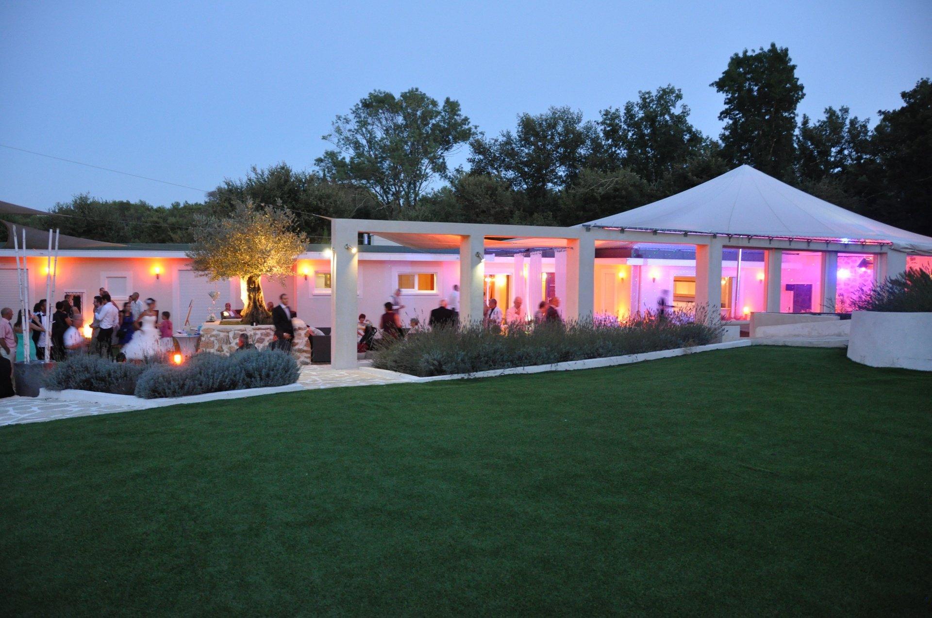 Rest of the World corporate event venues Party room LA VILLA AZZARO image 0