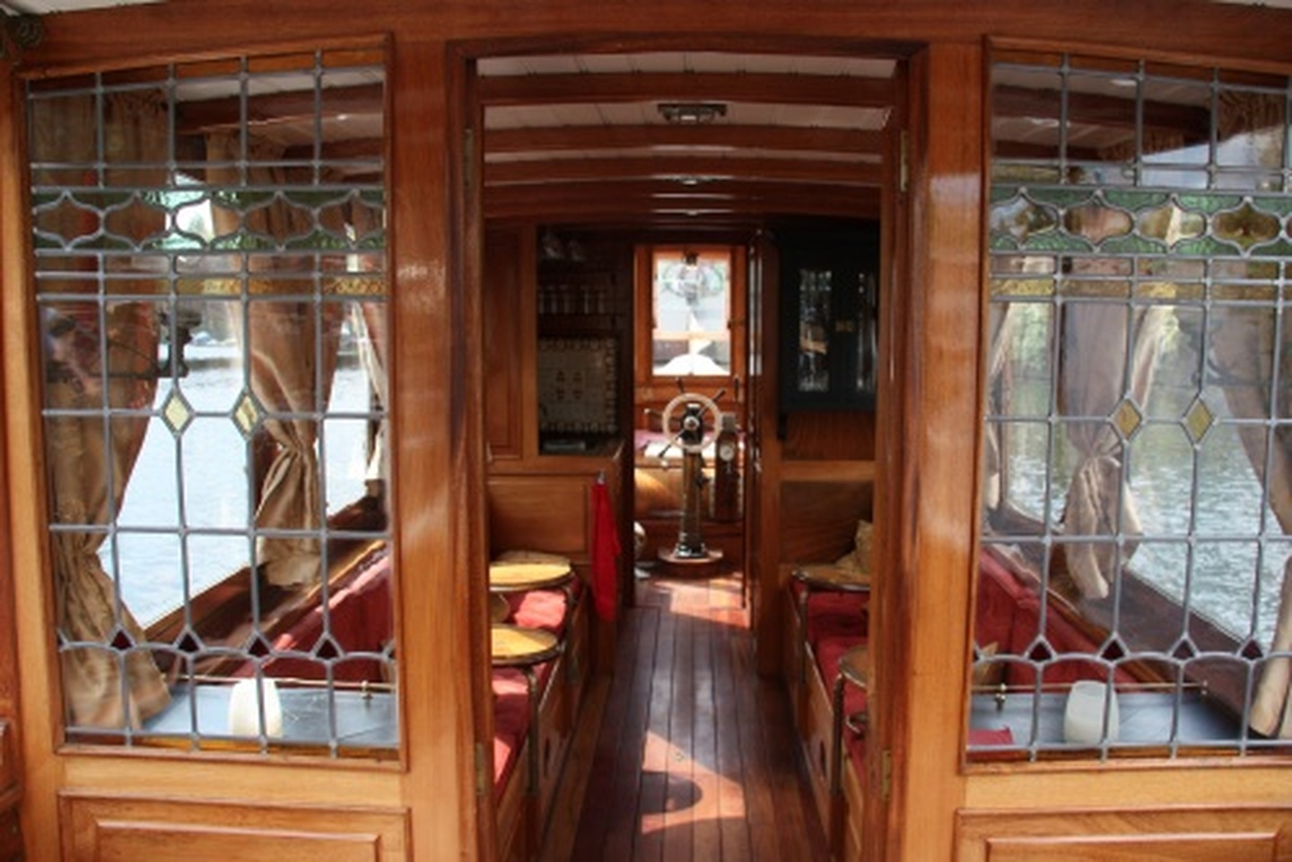 Amsterdam conference rooms Boat 't Smidtje - Fairboat de Liefde image 1