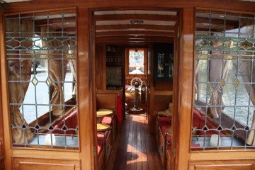 Amsterdam conference rooms Boot 't Smidtje - Fairboat de Liefde image 1