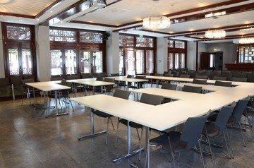 Hamburg training rooms Lieu historique Yu Garden - Saal Hamburg image 4