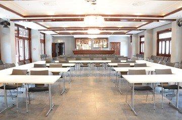 Hamburg training rooms Lieu historique Yu Garden - Saal Hamburg image 0
