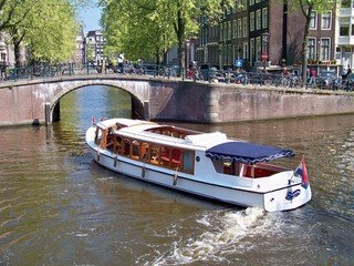 Amsterdam corporate event venues Boat 't Smidtje - Fairboat Mona Lisa image 11