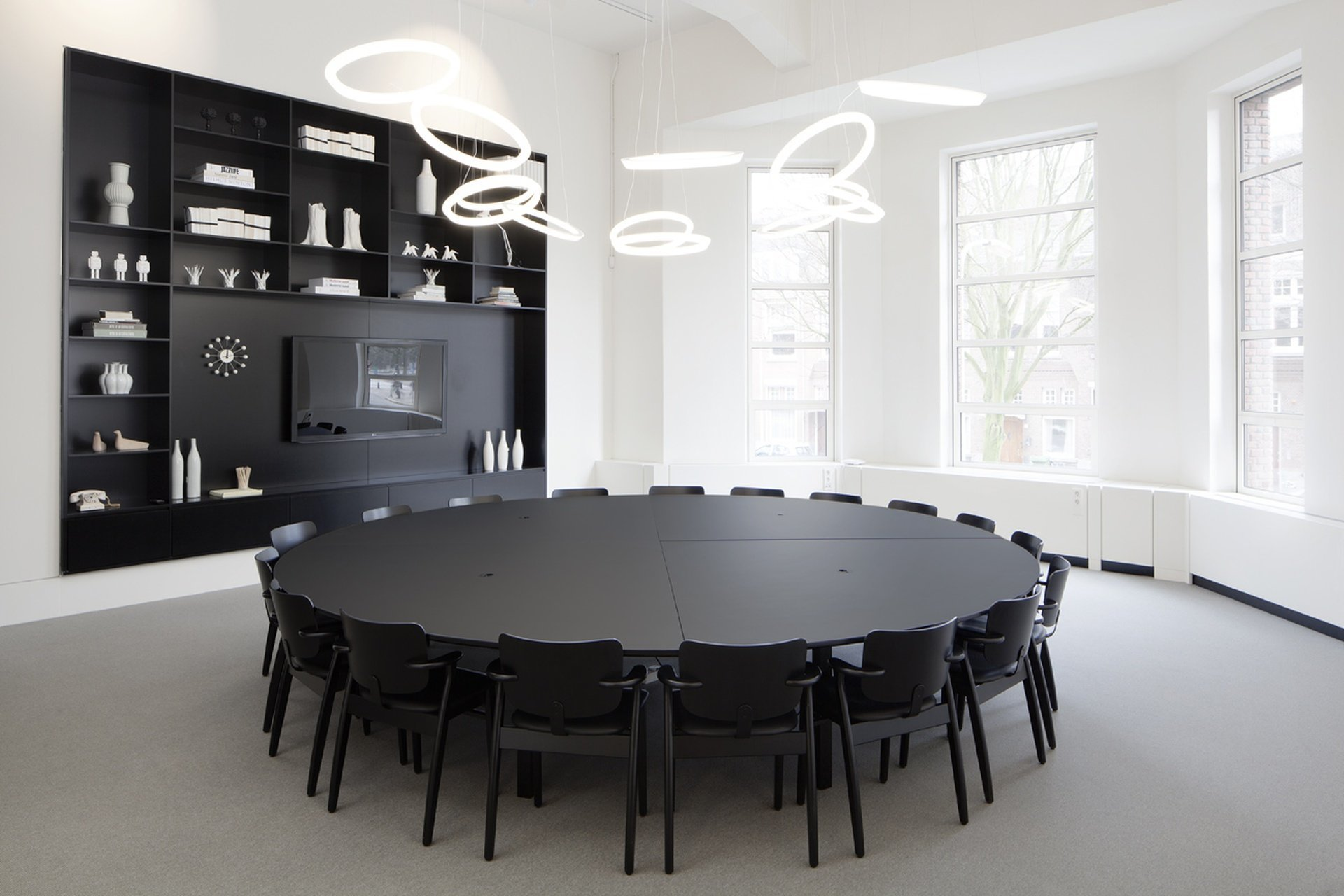 The Hague Train station meeting rooms Meeting room Rode Olifant image 0